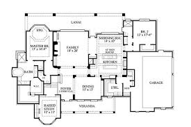 Architecture Houses Blueprints Architectural House Plans Custom