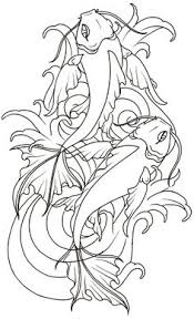 Small Picture koi fish coloring pages Pesquisa Google Coloring for adults