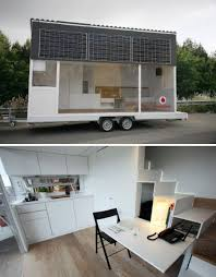 Small Picture 13 More Modern Mobile Modular Tiny House Designs WebEcoist