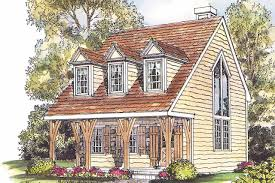 Classic Cape Cod House Plan  1939 Newport By Lewis Manufacturing Cape Cod Home Plans
