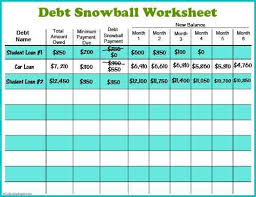 Debt Payoff Excel Debt Payoff Spreadsheet Excel Inspirational Free Printable Debt