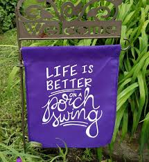 Designer Garden Flags Diy Garden Flag A Step By Step Tutorial Rural Ruby