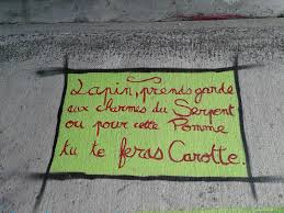 Citation Du Jour Street Art Angers France Talisma On The Road