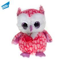 <b>Мягкая игрушка DREAM</b> MAKERS Глазастик Сова, 20 см|Мягкие ...