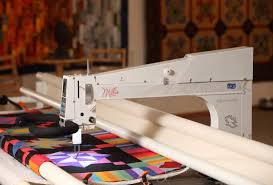 Used APQS Longarm Quilting Machines with factory warranty & APQS Millie Used ... Adamdwight.com