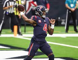 Houston Texans: Deshaun Watson stats at ...