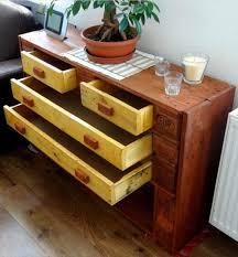 Pallet Bedroom Furniture Platform Bed Out Of Pallets