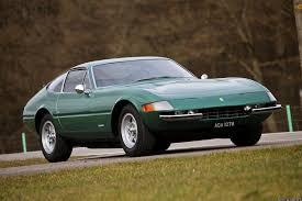 It was offered in berlinetta and spyder forms. Ferrari 365 Gtb 4 Daytona For Sale