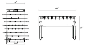 foosball table dimensions. Foosball Table Dimensions Size Cool With Additional Small Home Remodel Ideas Regulation Fabi