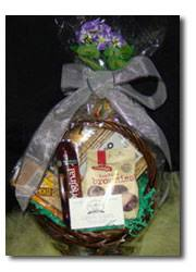 gift basket can be made from the following groups of items