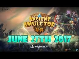 tower defence title ancient amulator gets free playstation vr demo