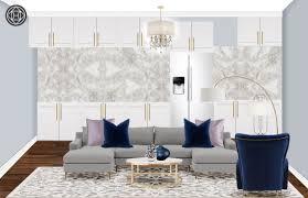 Havenly Designer Pay Contemporary Glam Design By Havenly Interior Designer