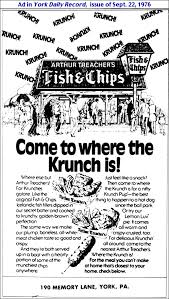 arthur treachers fish and chips yorkspast who remembers fish chips along memory lane