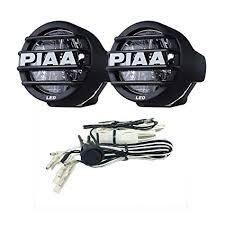 amazon com piaa 5370 black led fog lamp kit automotive piaa 5370 black led fog lamp kit