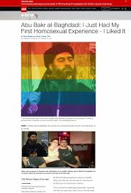 Mens Bedroom Dress Up Holy Sht The Leader Of Isis Supports Homosexuality 1 Share 1