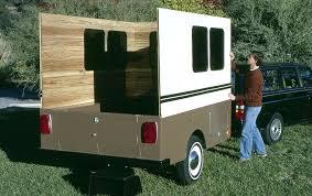 homemade camping trailer plans excellent camper designs com in ideas 6 diy