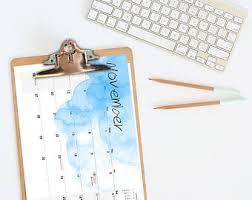 calendar office office calendar etsy