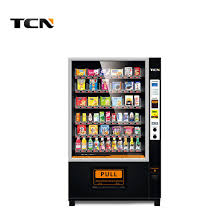 Coin Operated Vending Machines Magnificent China Drink And Snacks Vending Machine By Bill And Coin Operated