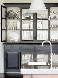 outstanding buffet cabinets with glass doors buffet with glass dining cabinet