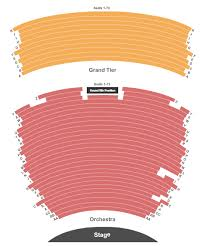Riverpark Center Seating Chart Buy An American In Paris Tickets Front Row Seats