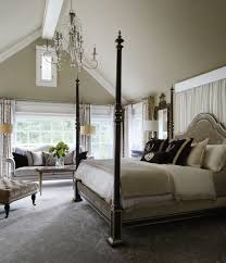 traditional master bedroom. Fascinating Gorgeous Grayandwhite Traditional Home For Master Bedroom Paint Ideas Popular And