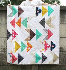 4 Tips for Beginner Quilters & 3 Beginner Quilting Patterns & 10 FREE Table Runner Quilt Patterns You'll Love · Flying geese quilt 5 Easy  Quilts for Beginners ... Adamdwight.com