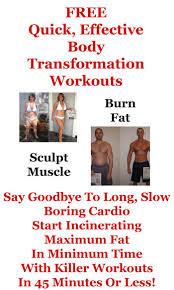 tt burn fat tone muscle workout