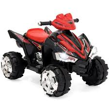 kids ride on atv quad 4 wheeler 12v battery power electric power