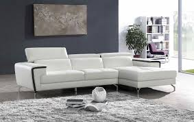 Living Room Furniture Columbus Ohio Italian Leather Sectional In White With Decorative Luxurious