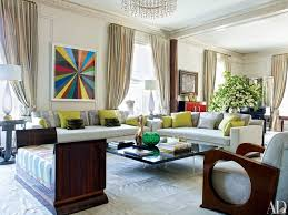 Art Deco Living Room