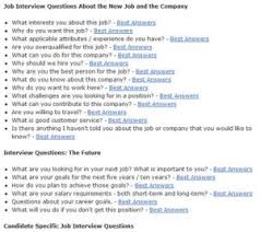 Job Interview Questions And Answers Top 10 Job Interview Questions Security Guards Companies