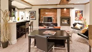 decorating your living room with brown