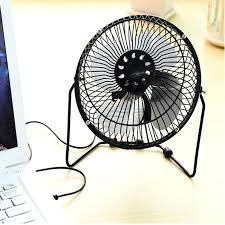 beautiful small desk fans images fabulous inch degree rotating powered metal electric mini fan for laptop