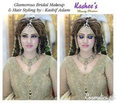 latest bridal makeup by kashee s beauty parlour 2016 valima makeup 2