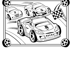 Race Car Coloring Pages Free To Print Easy Sheets Printable Lego