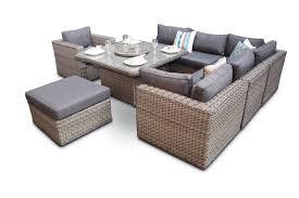 whitewash outdoor furniture. garden modular sofa dining set whitewash outdoor furniture