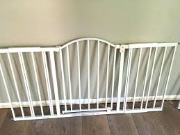 Pressure Mounted Baby Gate Summer Pressure Mounted Baby Gates Wide ...