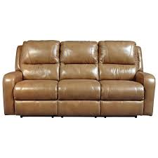 ashley recliner sofa for signature design by contemporary reclining sofa with padded track arms 29 ashley ashley recliner sofa