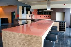image of tempered glass countertop ideas