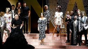 Dolce&Gabbana <b>Spring</b> Summer <b>2019 Women's</b> Fashion Show ...