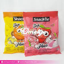 Kẹo trái cây Snackie Top - Malaysia - 150g - Omely - Candy & Snack Shop