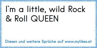 Im A Little Wild Rock Roll Queen