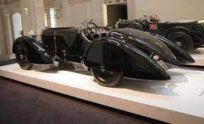 1 of 33 cars worldwide. 1930 Mercedes Benz Ssk Count Trossi Ralph Lauren Collection Art Of The Automobile Roadandtrack Com