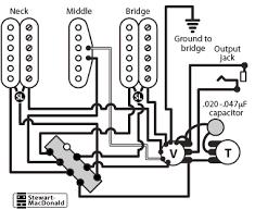 2 humbucker 1 volume 2 tone fender 5 way switch wiring diagram 2 humbucker 1 volume 2 tone fender 5 way switch wiring diagram stewart macdonald