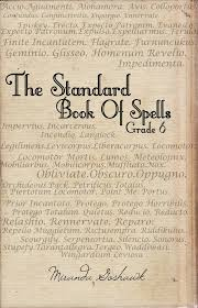the standard book of spells grade 6 by katelynphotography