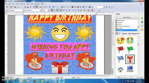 Open Office Greeting Card Templates Birthday Invitation Template Invitation Card