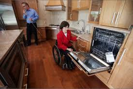 Captivating Universal Design Living Lab Accessible Kitchen