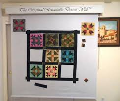 Retractable Design Wall – My Retractable Design Wall & Homemade quilting equipment in Redding Adamdwight.com