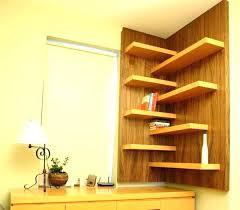bedroom corner shelves shelf for view in gallery elegant floating uk bedroom corner shelves for wall