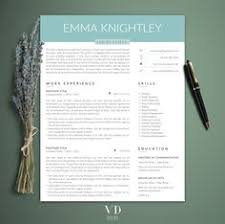 Minimalist Resume Template Word Free Best Of Modern And Minimalist Resume Template For Serious Professionals
